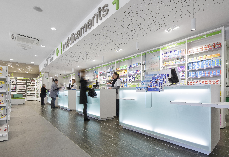 rayonnage-pharmacie-MAROC-INEGMA